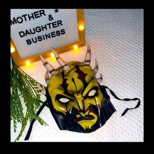 Star Wars Savage Opress Mask 🪐💫